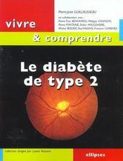 Le Diabete De Type 2 2e Edition - Intérieur - Format classique