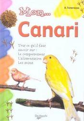 Mon ... Canari - Intérieur - Format classique