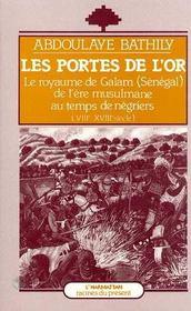 Portes De L'Or Le Royaume De Galam (Senegal) ... - Intérieur - Format classique
