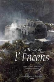 Route de l encens - Couverture - Format classique