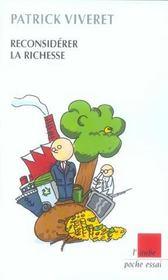 Reconsiderer La Richesse - Intérieur - Format classique