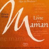 Le livre de la maman - Couverture - Format classique
