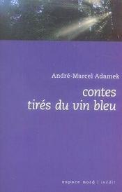 Contes tirés du vin bleu - Intérieur - Format classique