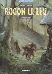 Rogon le Leu t.2 ; frères de sang - Intérieur - Format classique