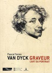 Van Dyck graveur ; l'art du portrait - Intérieur - Format classique