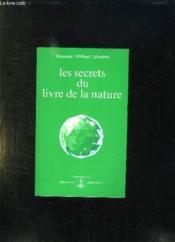 Les secrets du livre de la nature - Couverture - Format classique