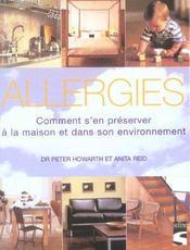 Allergies ; comment s'en sortir - Intérieur - Format classique