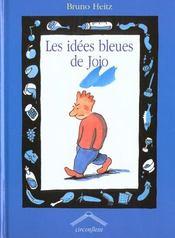 Idees Bleues De Jojo (Les) - Intérieur - Format classique