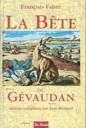 Bete Du Gevaudan - Intérieur - Format classique