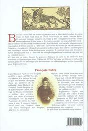 Bete Du Gevaudan - 4ème de couverture - Format classique