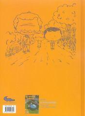 La petite famille t.1 ; pepe - 4ème de couverture - Format classique