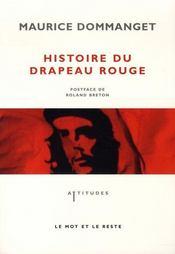 Histoire du drapeau rouge - Intérieur - Format classique