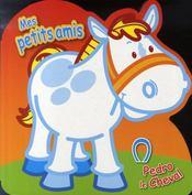 Pedro le cheval - Intérieur - Format classique