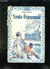 Santa Esperanza. - Couverture - Format classique
