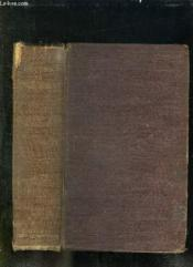 LECONS DE CLINIQUE MEDICALE FAITES A L HOPITAL DE LA CHARITE. 2em EDITION. - Couverture - Format classique