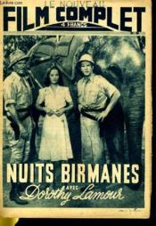 Le Nouveau Film Complet N° 90 - Nuits Birmanes - Couverture - Format classique