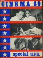 Cinema 69 N° 132 - Special U.S.A. - Couverture - Format classique
