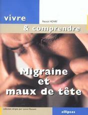 Migraine Et Maux De Tete - Intérieur - Format classique