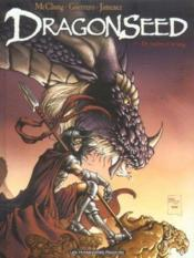 Dragonseed T01 - Couverture - Format classique