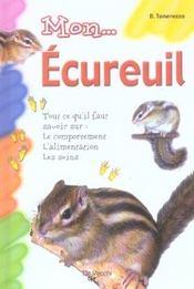 Mon...Ecureuil - Intérieur - Format classique