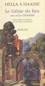 Le genie du lieu ; la gloriette - Intérieur - Format classique