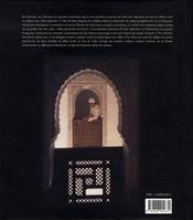 Palais et médinas - 4ème de couverture - Format classique
