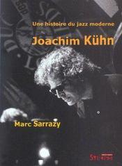 Une Histoire Du Jazz ; Joachim Kurn - Intérieur - Format classique