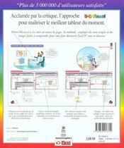 Excel 97 C'Est Simple - 4ème de couverture - Format classique