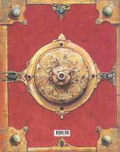 Le secret d'Emerveille - 4ème de couverture - Format classique