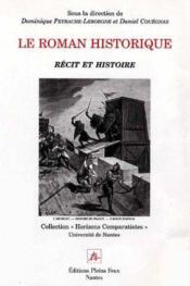 Le Roman Historique - Couverture - Format classique