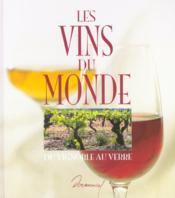 Les vins du monde - Couverture - Format classique