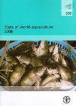 State Of World Aquaculture 2006 (Fao Fisheries Technical Paper N. 500) - Couverture - Format classique