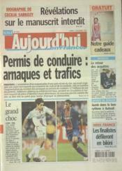 Aujourd'Hui En France N°1464 du 03/12/1995 - Couverture - Format classique