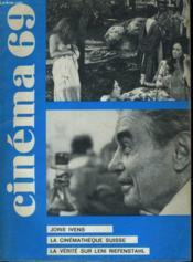 Cinema 69 N° 133 - Horis Ivens - La Cinematheque Suisse - La Verite Sur Leni Rieffenstahl - Couverture - Format classique