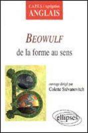 Beowulf De La Forme Au Sens Capes/Agregation Anglais - Intérieur - Format classique
