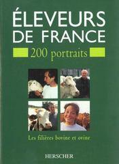 Eleveurs De France - Intérieur - Format classique