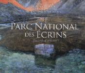 Le parc national des écrins ; regards d'artistes - Couverture - Format classique