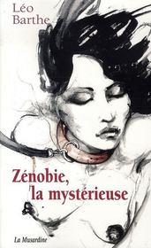 Zénobie, la mystérieuse - Intérieur - Format classique
