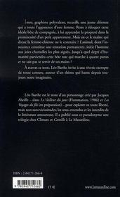 Zénobie, la mystérieuse - 4ème de couverture - Format classique