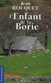 Enfant De La Borie (L') - Couverture - Format classique