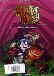 Monster allergy ; t.7 et t.8 - 4ème de couverture - Format classique