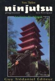 Ninjutsu, progression technique - Couverture - Format classique