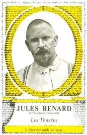 Les Pensees De Jules Renard - Intérieur - Format classique