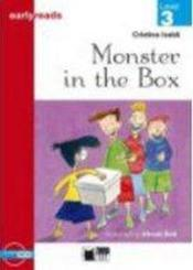 Monster In The Box - Couverture - Format classique