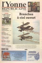 Yonne Republicaine (L') N°224 du 26/09/2005 - Couverture - Format classique