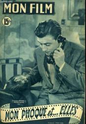 Mon Film N° 255 - Mon Phoque Et... Elles - Couverture - Format classique