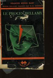 Le Proces Bellamy - The Bellamy Trial - Couverture - Format classique
