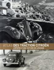 Atlas des traction citroën - Intérieur - Format classique