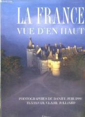 La France Vue D'En Haut - Couverture - Format classique