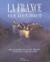 La France Vue D'En Haut - Intérieur - Format classique